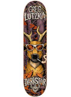 The New Greg Lutzka Darkstar Skateboards Deck! #Darkstarskate #skateboard #skateboarding #greglutzka #malaga #macbastreetwear #spain