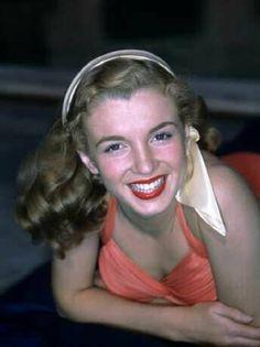 四零年代的 MM c. 1940s Norma Jean / Marilyn Monroe