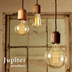 [Jupiter pendant:ジュピター ペンダント]ペンダントライト ウッド シンプル ナチュラル 可愛い 玄関 ダイニング用 食卓用…