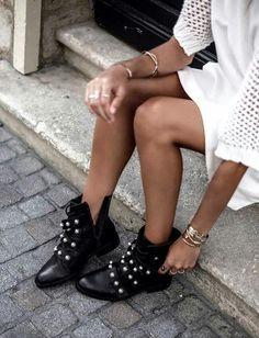 Boots Zara - photo Lisa Germaneau