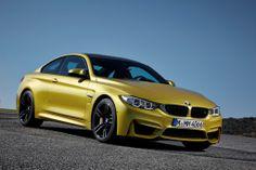 2015 BMW M3 Sedan & M4 Coupe Preview