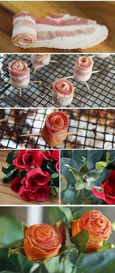 rosas tocino