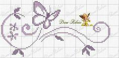 Farfalla lilla