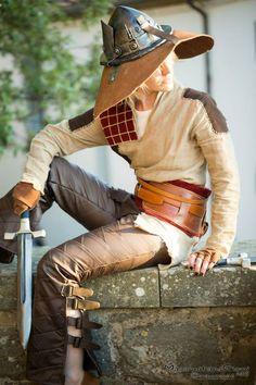 Dragon Age Stuff | Festa dell'unicorno, Italy. Cole. Amazing...