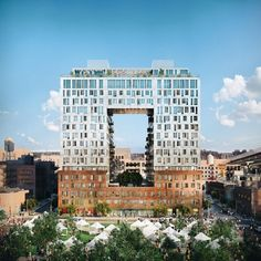 No More Ugly Apartment Buildings 13 Designs Refreshing The Paradigm Urbanist Architects