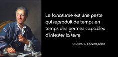 #13novembre 2015 : #attentats à Paris. Donnons, pour ce triste anniversaire, la parole à Diderot. #CeJourLa #thisdayinhistory
