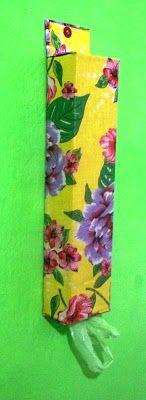 Ateliê Eco Design: Puxa - Saco de Chita (tecido)