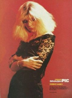 Debbie Harry First Rapper, Blondie Debbie Harry, Stevie Ray Vaughan, Musa, Famous Women, Punk Rock, Female, Beauty, Historia