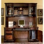 Coaster Furniture - Grand Style Home Office Credenza & Hutch - C800500/800501   SPECIAL PRICE: $1,926.00 #coasterfurniturehome
