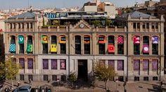 Museo La Casa Encendida, Madrid - Spain