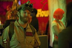 Pin for Later: TV Characters Have the Best Halloween Costumes This Year A to Z Henry Zebrowski as Stu, a Ghostbuster for the evening.