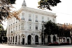 Hotel Danubiu Brăila - Wikipedia, the free encyclopedia Visit Romania, True Beauty, Louvre, Street View, Mansions, Country, Architecture, House Styles, Awesome