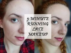 5 MINUTE BACK TO SCHOOL MAKEUP