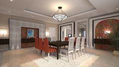 #modern, #moroccan, #conceptual #design #harmony #new #livingroom #diningroom #arabic #pattern