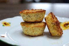 Fotorecept: Citrónovo-kokosové muffiny s chia semienkami