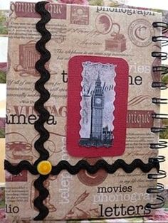 London notebook - cuaderno