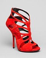 Giuseppe Zanotti Platform Sandals - Alien High Heel_2