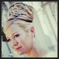 Hair by Megan hynes, that blonde chick