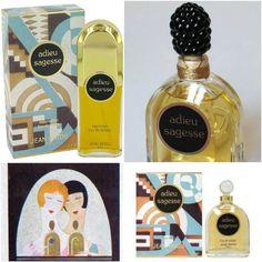 Jean Patou, Perfume Bottles, Wisdom, Eau De Toilette, Fragrance, Perfume Bottle