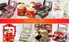 Jewellery Box by Shuang Xi Le Wedding Favours, Wedding Gifts, Jewellery Box, Favors, Table Decorations, Children, Home Decor, Wedding Day Gifts, Young Children