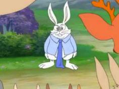 Pasqua nel paese dei coniglietti - italiano cartoni animati