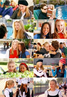 Clueless (1995) Alicia Silverstone - brilliant and charming - and Stacy Dash -superb in a terrific stylish drole comedy loosely based on Austen's 'Emma'