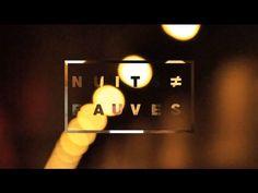 FAUVE ≠ NUITS FAUVES // A écouter en regardant le film du même nom de Collard, deux merveilleux cris d'espoir à la vie.