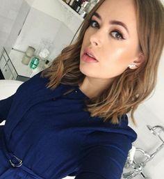 Tanya Burr Short Hair