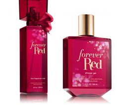 Bath and Body Works, Forever Red.  A #budgetfriendly #fragrance to die for! via@ragingrouge