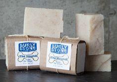 The Mystic Hound Dog Soap: Peppermint & Lavender Essential Oil Blends, Essential Oils, Homemade Toothpaste, Coconut Oil For Dogs, Dog Smells, Benefits Of Coconut Oil, Hound Dog, Castor Oil, Ticks