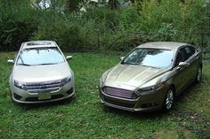Can 2013 Ford Fusion Finally Conquer Camry, Accord? (Review)
