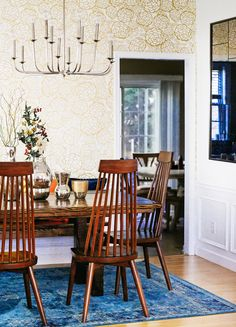 Dining Room Makeover Reveal | In Honor of Design