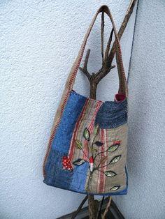 "MY NEW BAG - ""The wren""; by Monika Wintermantel"