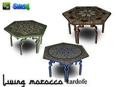 kardofe_Living Morocco_EndTable