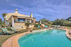 Villa Horta, Carvoeiro, Algarve, Portugal. Find more at www.villaplus.com