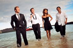 Hawaii Five-0 is one of my favorite shows and not just because it's filmed where I live. It stars Alex O'Loughlin, Scott Caan, Grace Park, Daniel Dae Kim, Michelle Borth, Masi Oka and Chi McBride. There have been many great story lines and guest stars such as Carol Burnett, Terry O'Quinn, Tom Sizemore and Kelly Hu.
