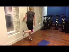 Quick and easy leg toning workout