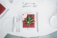 Table Setting | 21c Weddings | 21c Lexington
