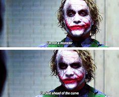 Heath Ledger Joker Quotes, Best Joker Quotes, Best Movie Quotes, Joker Heath, Joker Dc, Joker And Harley Quinn, Dark Knight Quotes, The Dark Knight Trilogy, Gothic Wallpaper