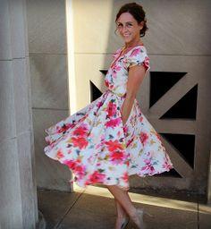 DIY Style Constructing: Holland Dress by Kristina J.