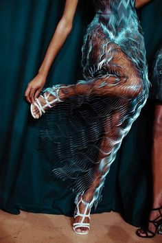 DAZED DIGITAL — Iris Van Herpen Couture AW17 Photography Lillie...