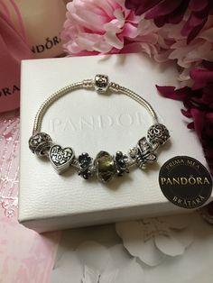 Bratara tip Pandora, cod 100386