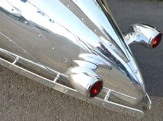 Decopod Tri-Pod - an art deco aluminum bodied scooter from Randy Grubb