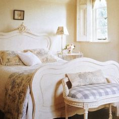 French inspired Bedroom