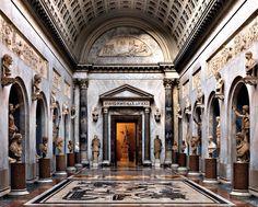 Massimo Listri, Vatican Museum