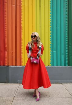 A COLORFUL HOLIDAY // TRENDLEE