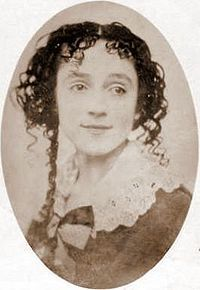 Adah Isaacs Menken, also known as Ada Bertha Théodore and Ada C. McCord (June 15, 1835 – August 10, 1868), was an American actress, painter and poet, the highest earning actress of her time.[1] She was best known for her performance in the melodrama Mazeppa, with a climax that featured her apparently nude and riding a horse on stage.