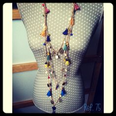 Hippie chic Earth Spirit, Hippie Chic, Summer Of Love, Beaded Necklace, Bling, Hippy, Fun Stuff, Jewelry, Fashion