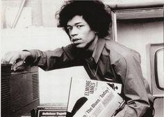 """Jimi Hendrix – """"Hear My Train A Comin'"""" (Documentary)"""