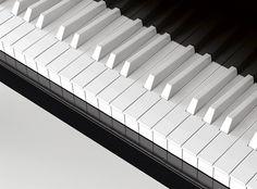 White Piano Keys http://pinterest.com/cameronpiano